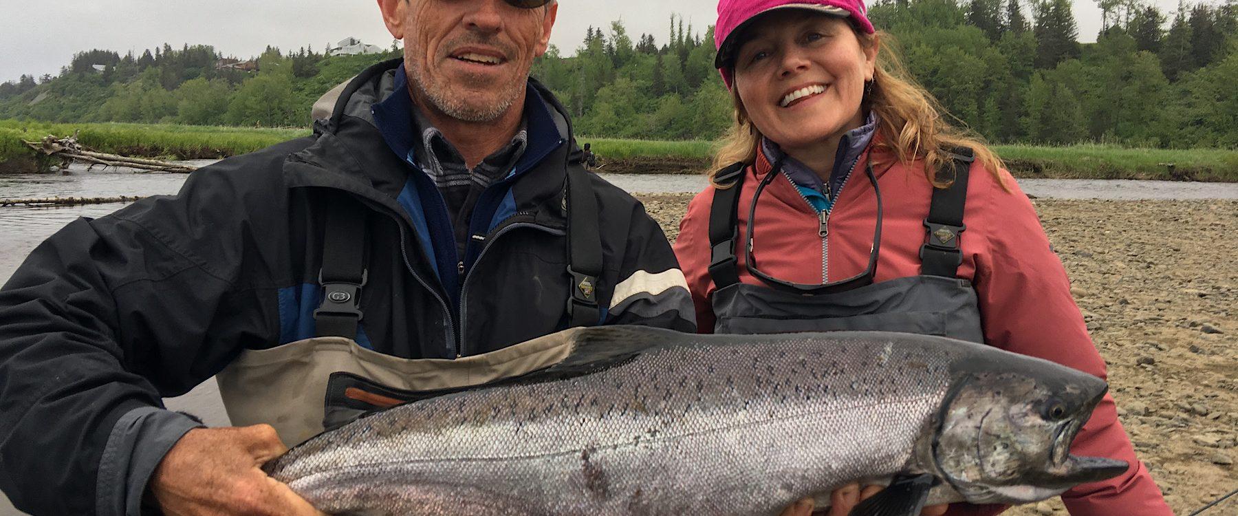 Alaska Legacy's Kenai Fishing Guides